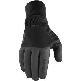 Cube X NF Winter Long Finger Gloves, negro